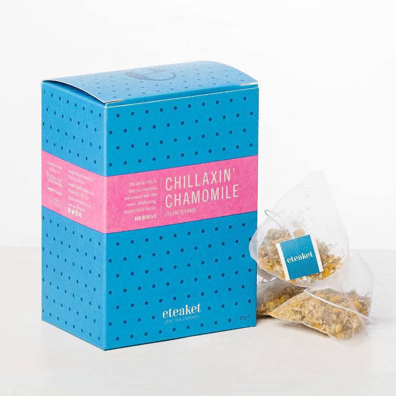Chillaxin Chamomile Leaf Tea Bags