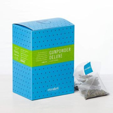 Gunpowder Deluxe Leaf Tea Bags