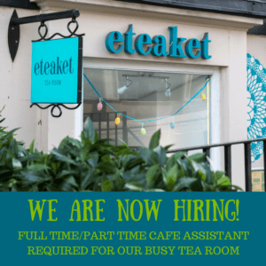 WE ARE NOW HIRING!