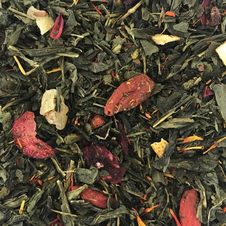 eteaket Limited Edition Mellow Yellow Tea