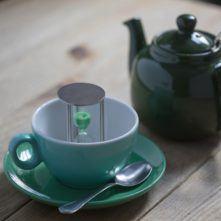 eteaket Tea pot urban angel Edinburgh