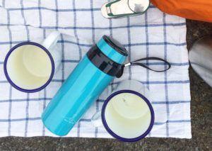 Loose Leaf Tea Travel Flask picnic