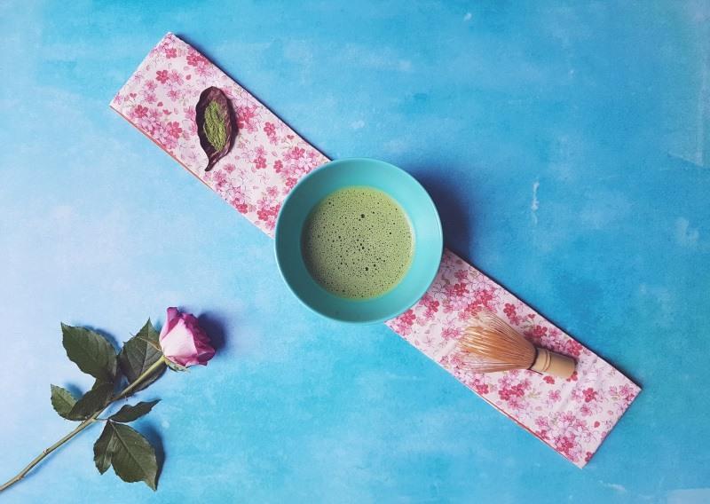 eteaket matcha green tea