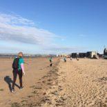 Save the planet, drink eteaket tea: eteaket's big beach clean-up