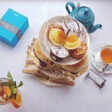 eteaket Afternoon Tea for 2 voucher