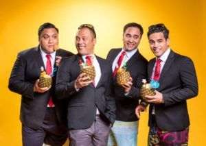 Modern Maori Quartet eteakets top five shows picks Fringe Festival