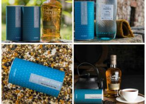 eteaket SCOTTISH GIN AND WHISKY TEA