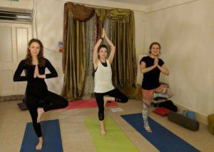 eteaket national fitness day yoga