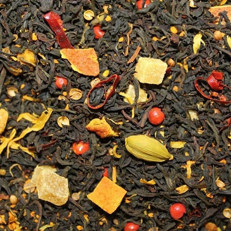 Mince Pie Chai Tea