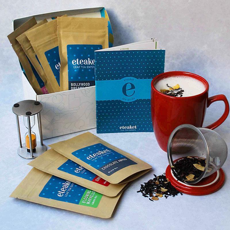 7 Deadly Sins Tea Gift Set