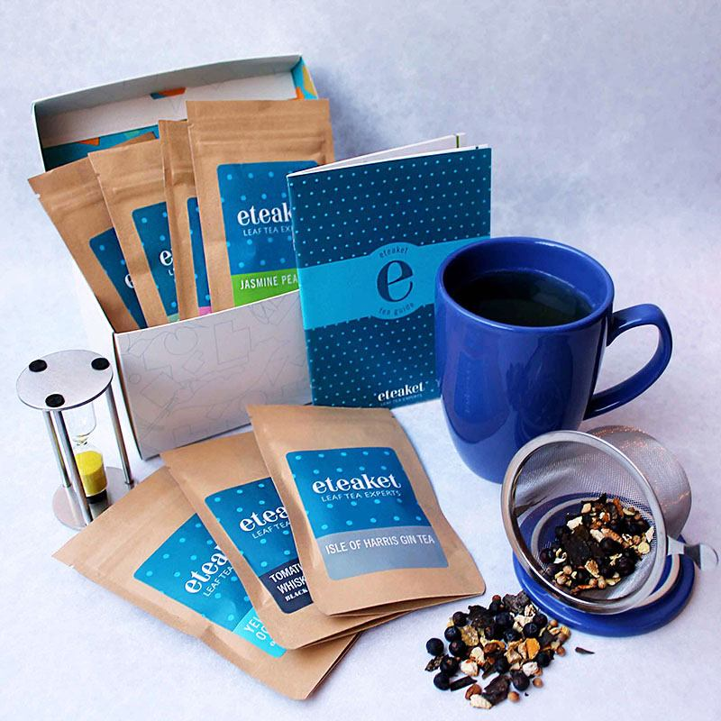 Coveted Collection Tea Gift Set