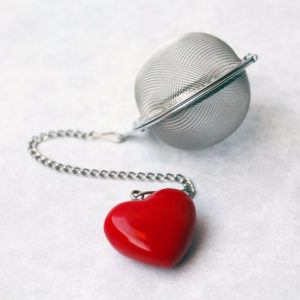 Heart Tea Ball