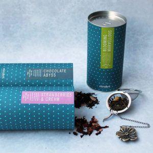 Indulge and Infuse Tea Gift Set
