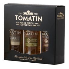 Tomatin Whisky Gift Set