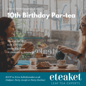 10 Birthday Partea Invite
