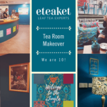 10th Birthday Par-tea & Tea Room Makeover