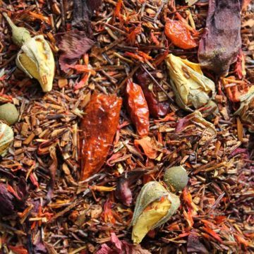 eteaket Chilli Rooibos Loose Leaf Tea