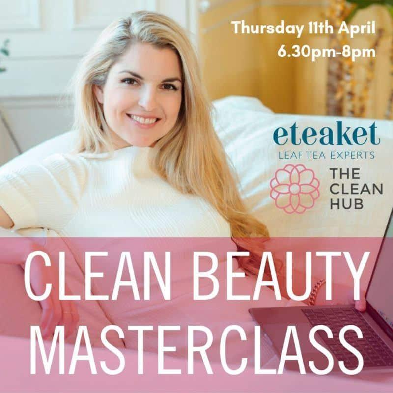 CLEAN BEAUTY MASTERCLASS