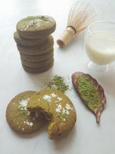 Celtic Kombu Matcha Cookies