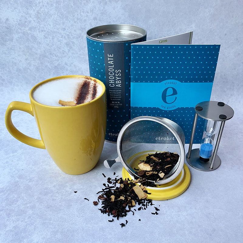 Easter Chocolate Tea Gift Set