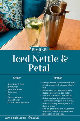Iced Nettle & Petal