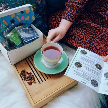 Plastic-free tea club