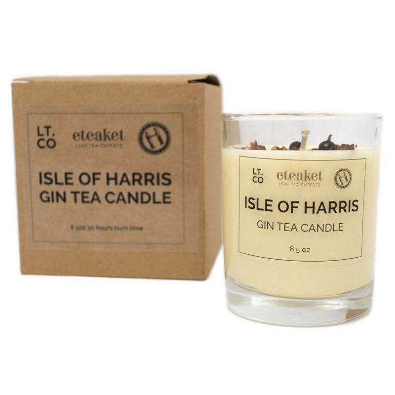 Isle of Harris Gin Tea Candle