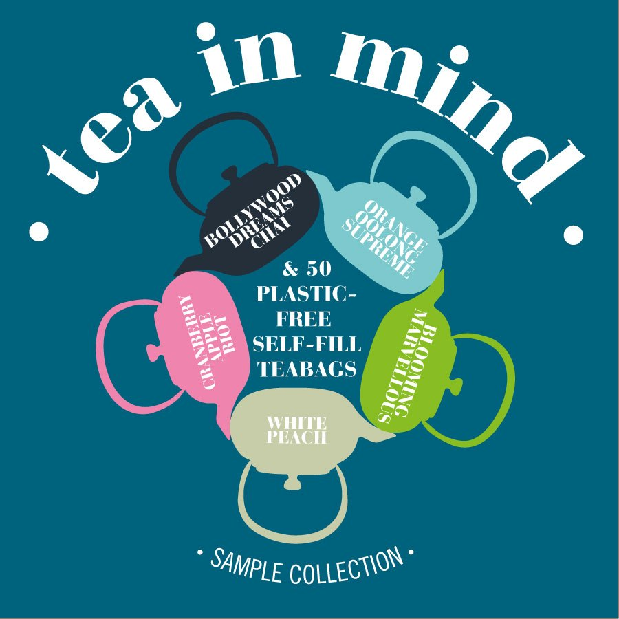 Tea in mind sample collection