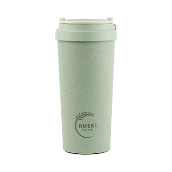 HUSKI Rice Husk Eco Cup - Duck Egg colour