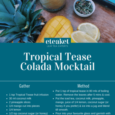 Tropical Tease Colada