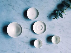 Gaiwan and tasting cups