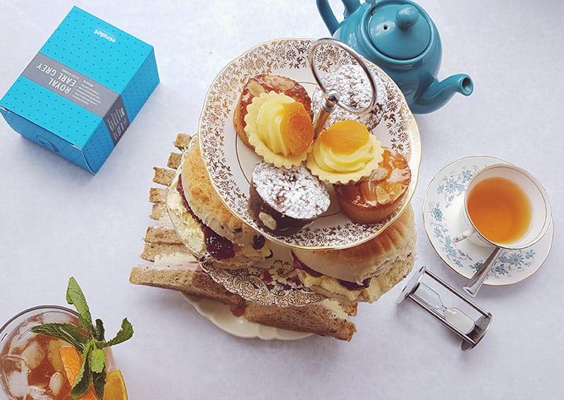 Afternoon Tea & Cream Tea Collection logo
