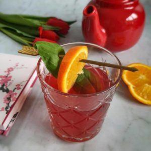 Tea Mine Love Potion Mocktail