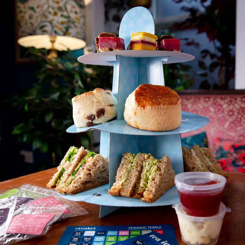 Mother's Day Afternoon Tea for Two | Edinburgh Delivery
