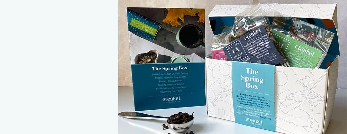 The Spring Box logo