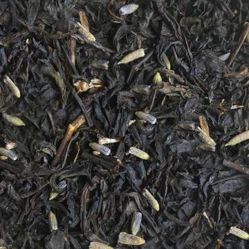 Cream Earl Grey Limited Edition Loose Leaf Tea