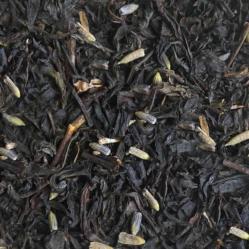 Cream Earl Grey Limited Edition Loose Leaf Tea