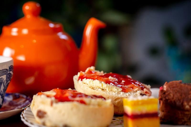 eteaket Loose Leaf Tea Experts - Our Tea Room