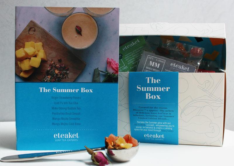 The Summer Box logo